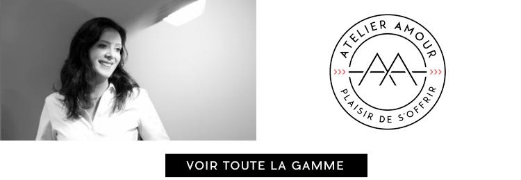 Interview Rachel Bouchon, créatrice de Atelier Amour
