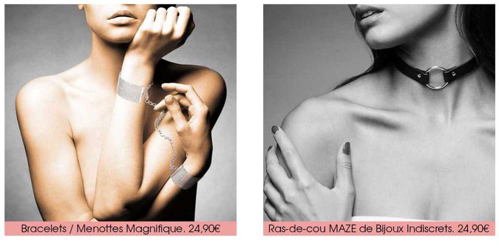 Collection Maze et Magnifique de Bijoux Indiscrets